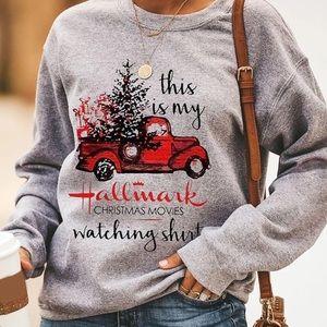2pack Hallmark sweatshirt NWT Make an Offer!